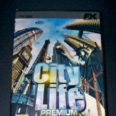 Videojuegos y Consolas: CITY LIFE PREMIUM PC DVD-ROM COMO NUEVO EDICIÓN ESPAÑOLA. Lote 112277483