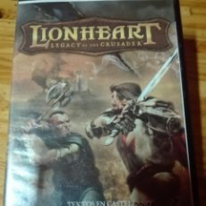 Videojuegos y Consolas: LION HEART LEGACY OF THE CRUSADER PC. Lote 112360932