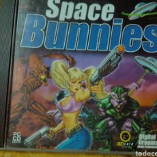 Videojuegos y Consolas: SPACE BUNNIES PC. Lote 112362212