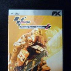 Videojuegos y Consolas: MOTO GP ULTIMATE RACING TECHNOLOGY 2. JUEGO FX, PARA PC DVD. COMPLETO. COMPLETAMENTE EN CASTELLANO. Lote 112384319