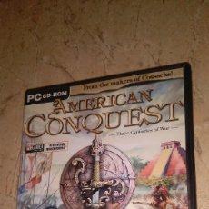 Videojuegos y Consolas - Pc american conquest - 112416987