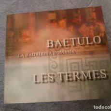 Videojuegos y Consolas: CDROM - BAETULO - LA BADALONA ROMANA - LES TERMES --REFESCDSDEPRALLAIZARHAMI. Lote 112814915