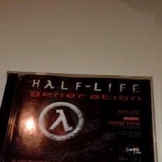 Videojuegos y Consolas: G-21319 PC CD ROM HALF-LIFE GENERATION. Lote 112825703