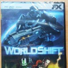 Videojuegos y Consolas: JUEGO PC WORLDSHIFT JUEGO DE ESTRATEGIA NUEVO ESPAñOL. Lote 112849087