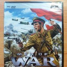 Videojuegos y Consolas: JUEGO PC MEN OF WAR CONDEMNED HEROES FX PRECINTADO ESPAÑOL. Lote 122605034