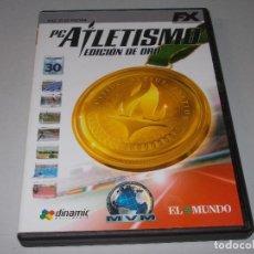 Videojuegos y Consolas: PC ATLETISMO EDICIÓN DE ORO. Lote 113060359