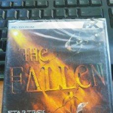 Videojuegos y Consolas: THE FALLEN STAR TREK JUEGO PC NUEVO PRECINTADO. Lote 113092780