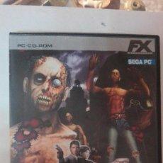 Videojuegos y Consolas: THE HOUSE OF THE DEAD 2 ( JUEGO PC - ESPAÑA) . Lote 113147255