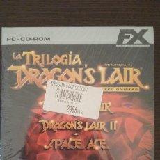 Videojuegos y Consolas: TRILOGIA DRAGON'S LAIR (EDICION COLECCIONISTAS). Lote 113266515