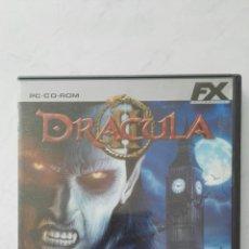Videojuegos y Consolas: DRÁCULA II AVENTURA GRÁFICA PC. Lote 113405558