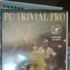 Videojuegos y Consolas: PC TRIVIAL PRO. Lote 113494282