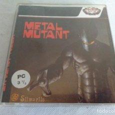 Videojuegos y Consolas: JUEGO PC/METAL MUTANT/SILMARILS.. Lote 113562587