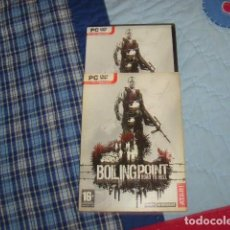 Videojuegos y Consolas: JUEGO PC , BOILINNG POINT , ROAD TO HELL , ATARI. Lote 113582975