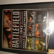 Videojuegos y Consolas: BATTLEFIELD 1942 WORLD WAR II ANTHOLOGY. Lote 113946495