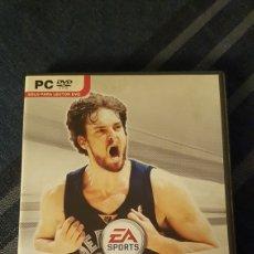 Videojuegos y Consolas: JUEGO NBA LIVE 07 PC. Lote 114105292