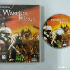 Videojuegos y Consolas: WARRIOR KINGS - PC - ESTRATEGIA. Lote 114251387
