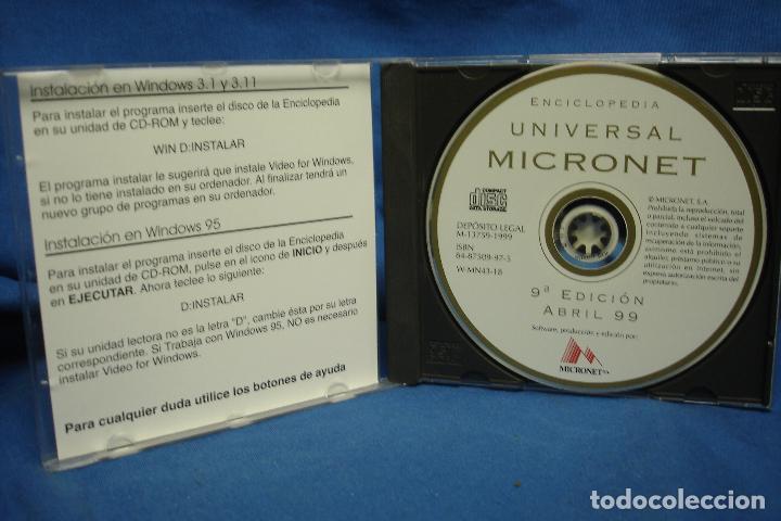 enciclopedia universal micronet 2008 dvd