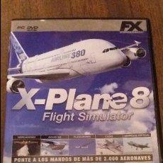 Videojuegos y Consolas: PC DVD Z PLANE FLIGT SIMULATOR. Lote 114481999