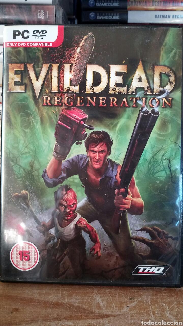 EVIL DEAD REGENERATION PC (Juguetes - Videojuegos y Consolas - PC)