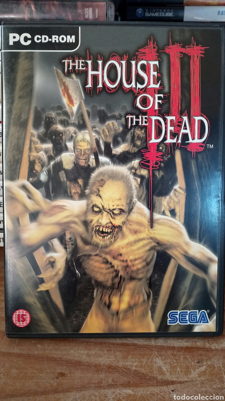 THE HOUSE OF THE DEAD 3 PC (Juguetes - Videojuegos y Consolas - PC)