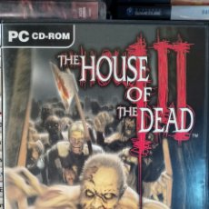 Videojuegos y Consolas: THE HOUSE OF THE DEAD 3 PC. Lote 114807402