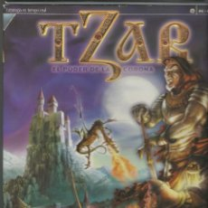 Videojuegos y Consolas: TZAR. Lote 115340695