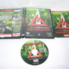 Videojuegos y Consolas: DELTA FORCE TASK FORCE DAGGER PC CD ROM. Lote 115355119