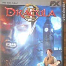 Videojuegos y Consolas: DRACULA II - JUEGO PC CD-ROM -. Lote 115797231