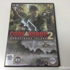 Videojuegos y Consolas: CODE OF HONOR 2 CONSPIRACY ISLAND. Lote 115866091