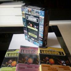 Videojuegos y Consolas: PACK JUEGOS CLASICOS PC. LEGENDS DE TAITO. 2005. Lote 116122547