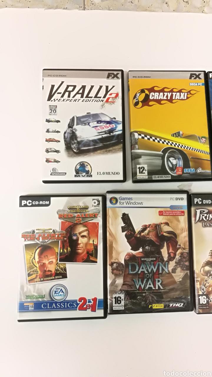 Lote 8 Juegos Para Pc Crazy Taxi Sega Pc Ral Comprar