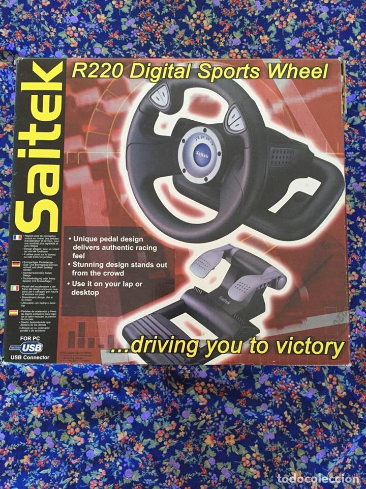 SAITEK R220 DRIVERS FOR PC