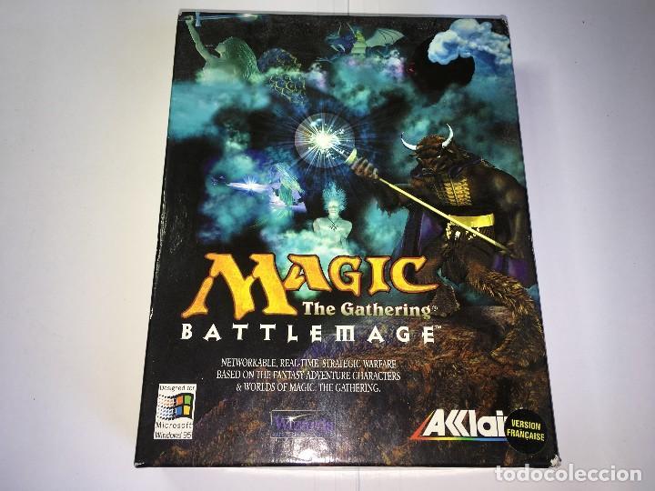 JUEGO PC MAGIC THE GATERING BATTLEMAGE (Juguetes - Videojuegos y Consolas - PC)