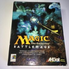 Videojuegos y Consolas: JUEGO PC MAGIC THE GATERING BATTLEMAGE. Lote 116962455
