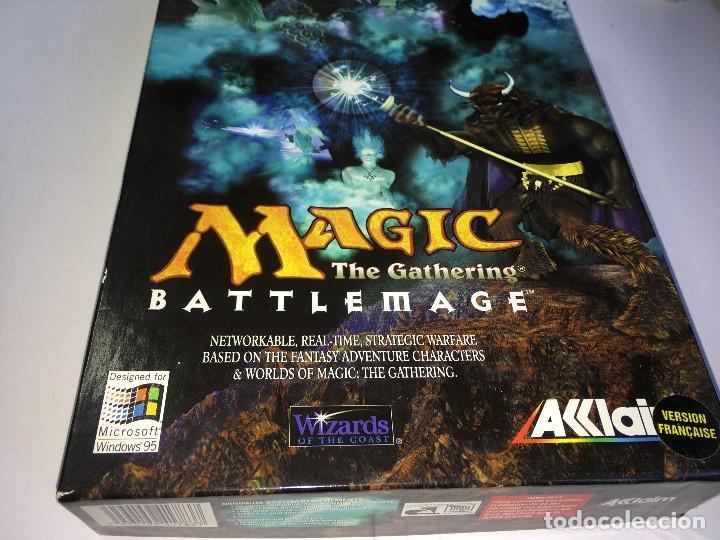 Videojuegos y Consolas: JUEGO PC MAGIC THE GATERING BATTLEMAGE - Foto 2 - 116962455