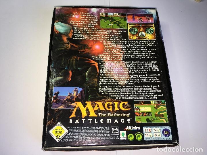 Videojuegos y Consolas: JUEGO PC MAGIC THE GATERING BATTLEMAGE - Foto 3 - 116962455