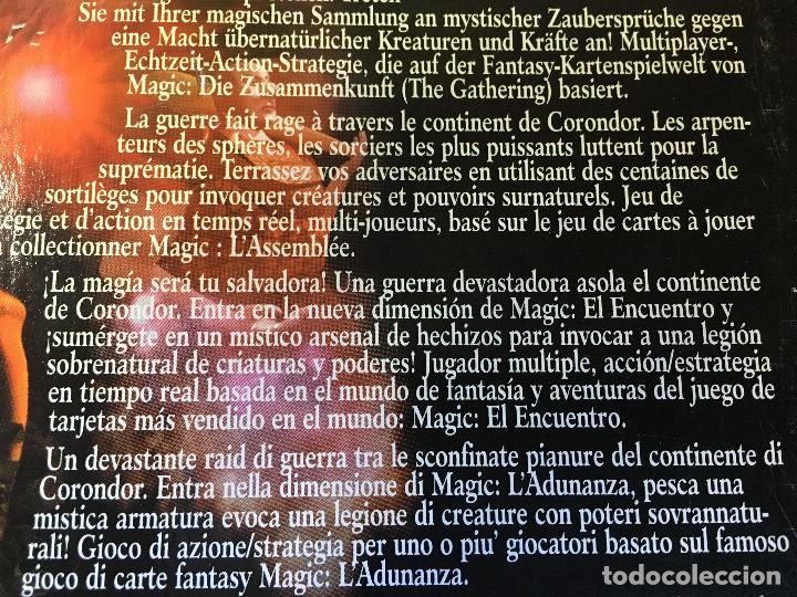 Videojuegos y Consolas: JUEGO PC MAGIC THE GATERING BATTLEMAGE - Foto 4 - 116962455