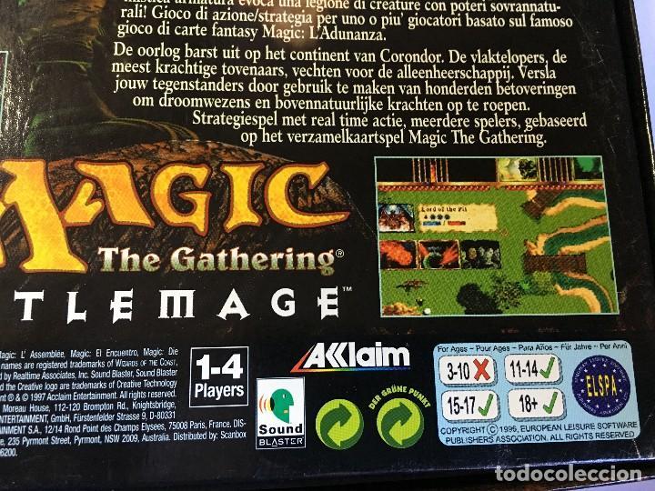 Videojuegos y Consolas: JUEGO PC MAGIC THE GATERING BATTLEMAGE - Foto 5 - 116962455