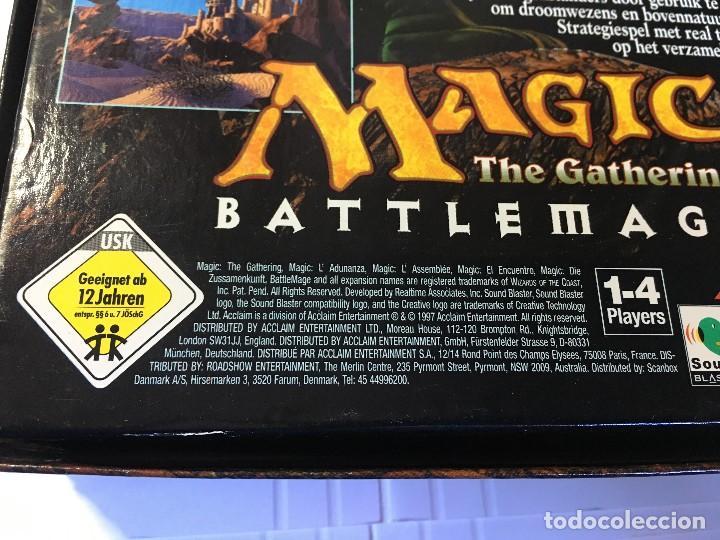 Videojuegos y Consolas: JUEGO PC MAGIC THE GATERING BATTLEMAGE - Foto 6 - 116962455