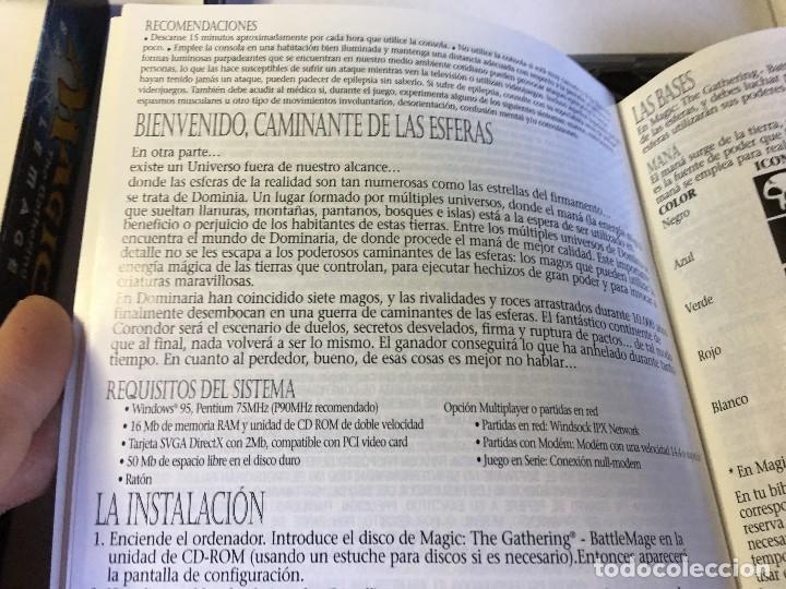 Videojuegos y Consolas: JUEGO PC MAGIC THE GATERING BATTLEMAGE - Foto 10 - 116962455