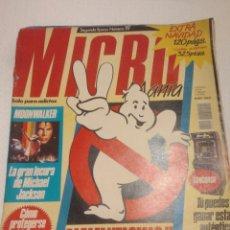 Videojuegos y Consolas: MICROMANIA SEGUNDA EPOCA NUMERO 19 CAZAFANTASMA ESPECIAL NAVIDAD VER FOTOS. Lote 211263487