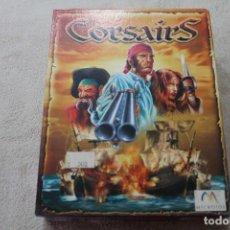 Videojuegos y Consolas: CAJA VACIA JUEGO PC CORSAIRS SOLO CAJA. Lote 117423275