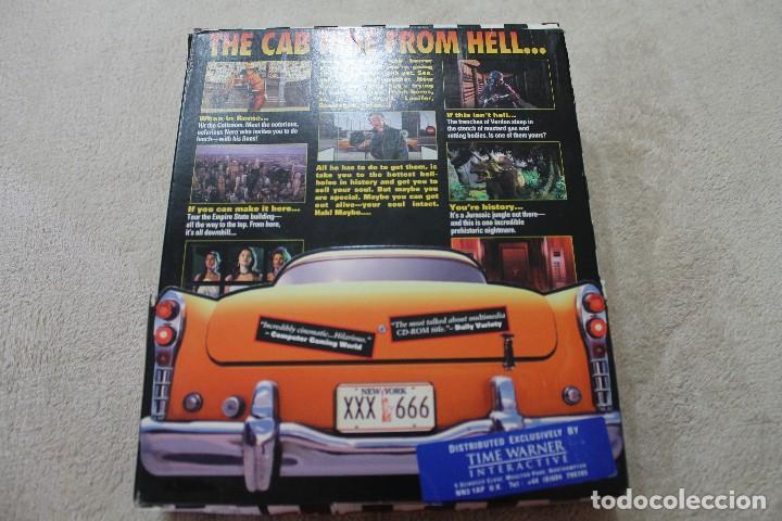 Videojuegos y Consolas: CAJA VACIA JUEGO PC HELL CABCHECKER SECIAL - Foto 2 - 117424731