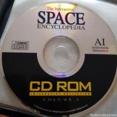 Videojuegos y Consolas: CD ROM THE INTERACTIVE SPACE ENCYCLOPEDIA. Lote 117526255
