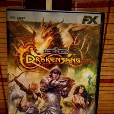 Videojuegos y Consolas: THE DARK EYE DRAKENSANG ( PC ). Lote 117575163