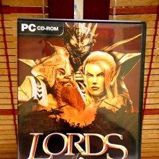 Videojuegos y Consolas: LORDS OF EVERQUEST ( PC ). Lote 117576671