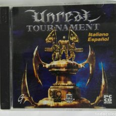 Videojuegos y Consolas: UNREAL TOURNAMENT UT PC EPIC GAMES 2003. Lote 117725923