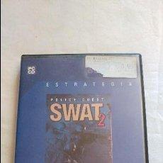 Videojuegos y Consolas: POLICE QUEST SWAT 2 PC ACEPTO OFERTAS ESTADO NORMAL . Lote 117997211