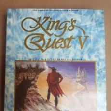 Videojuegos y Consolas - King Quest V para PC - 118265515