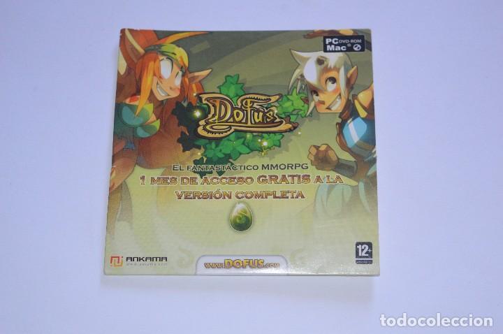 JUEGO PC MAC ROL RPG ONLINE MMORPG DOFUS TIPO MANGA ANIME 2008 ANKAMA CÓDIGO REGALO 1 MES segunda mano